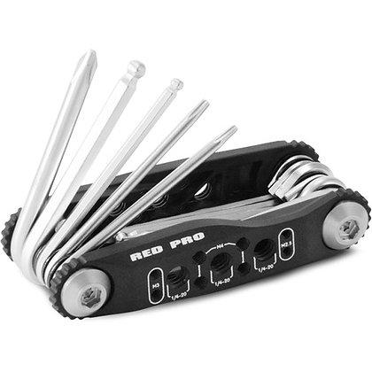 RED SIDEWINDER Multi-Tool