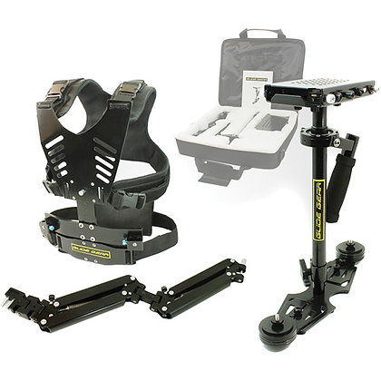 Glide Gear DNA 6001 Vest and Arm Stabilization Kit w/ DNA 5050 Stabilize