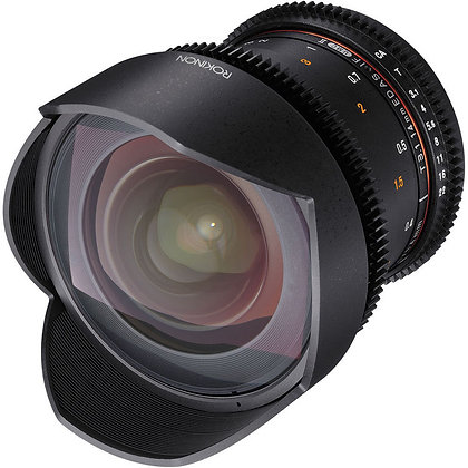 Rokinon 14mm T3.1 Cine DS Lens for Canon EF Mount