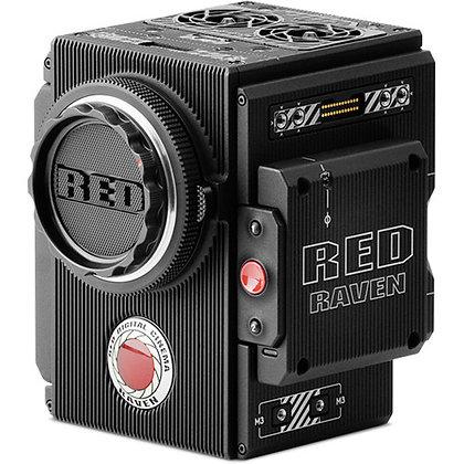 RED Raven 4.5K Camera Kit W/ Kippertie NDs
