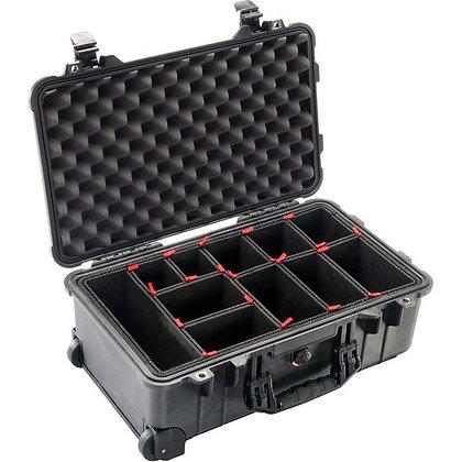 Pelican 1510 Carry-On Case w/ TrekPak Insert