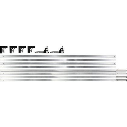 Matthews Butterfly/Overhead Snap-A-Part Light Duty Frame - 12x12'