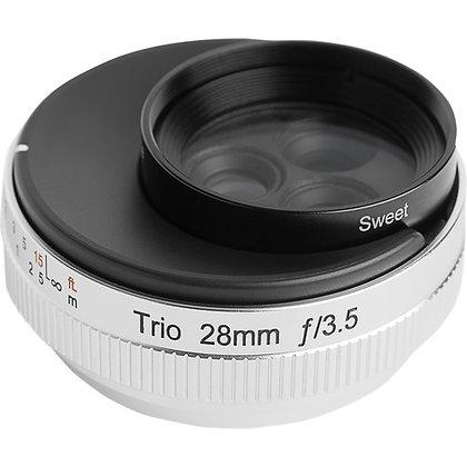 Lensbaby Trio 28mm f3.5 Sony E mount