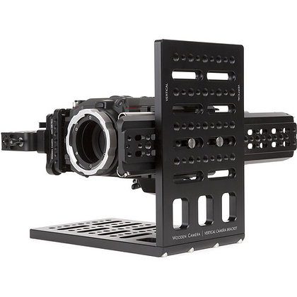 Wooden Camera Vertical Camera Bracket