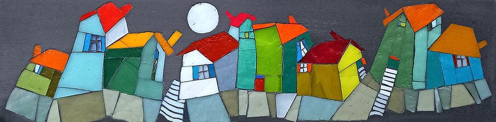 Michelle Combeau - Village 3D