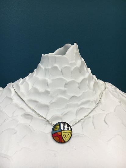Peytour-Quendolo «collier Patchwork»