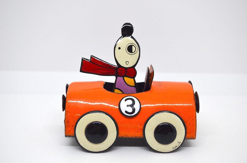 Peytour-Quendolo «voiture orange»