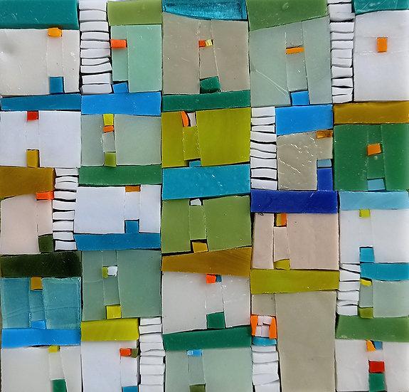 Michelle Combeau - Village vertical