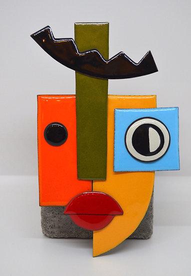 Peytour-Quendolo «tableau petit masque»