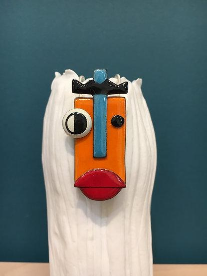Peytour-Quendolo «Collier masque»