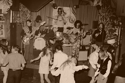 Del Casher With Frank Zappa at The Whisk