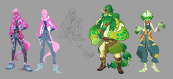 Various Characters