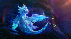 Young Frost Dragon