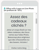 Photobox French CRM