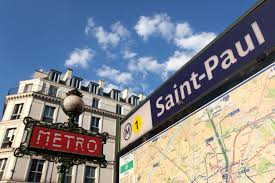 Métro St Paul