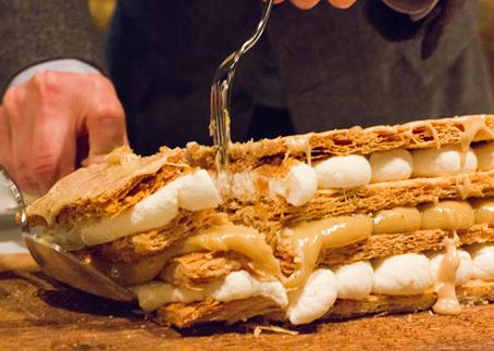 This is not a mille-feuille