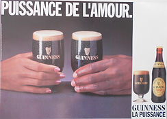 Guinness Poster Cameroon