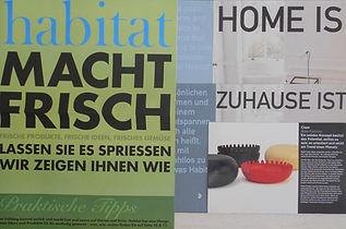 Habitat Catalogues Germany