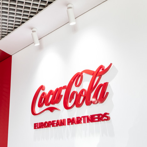 Hall Coca-Cola