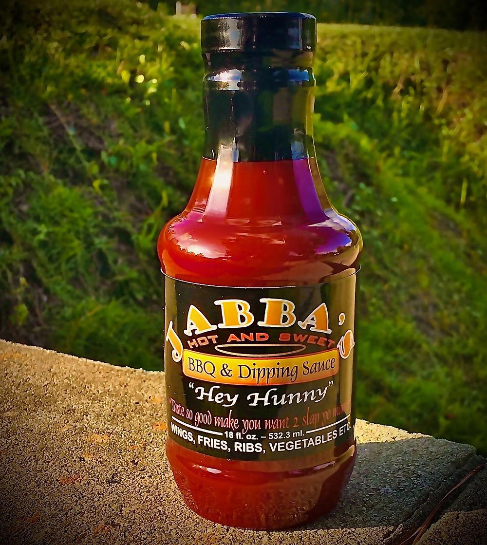 Jabba's Hey Hunny Sauce