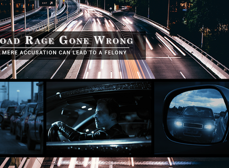 Road Rage Gone Wrong!