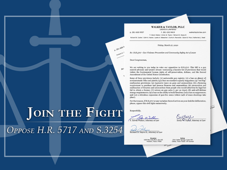 Open Letter re: H.R. 5717 and S.3254