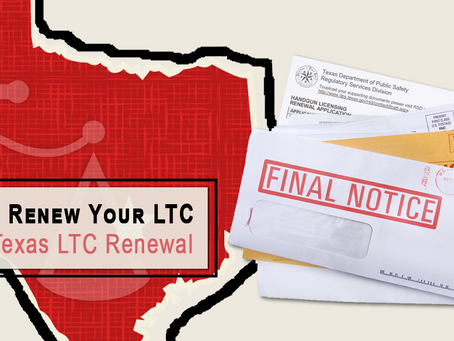 How to Renew Your LTC: Texas LTC Renewal