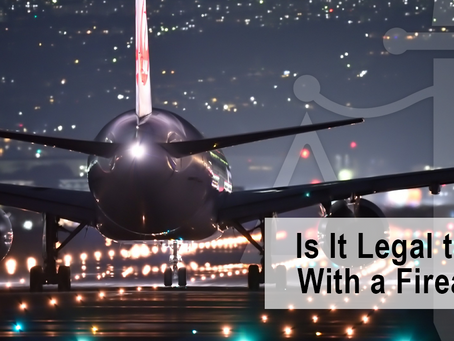 Is It Legal to Fly With a Firearm?