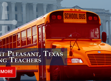 Mount Pleasant, Texas Arming Teachers