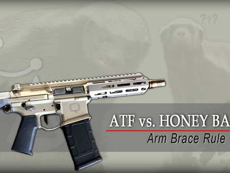 Breaking News: ATF vs. Honey Badger