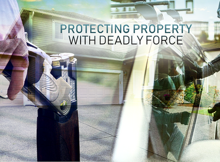 Can Protecting Your Property with Deadly Force Land You in Jail?