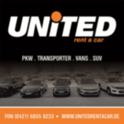 Autovrmietung Bremen, Mietwagen, LKW mieten, Transporter mieten in Bremen bei UNITED rent a car