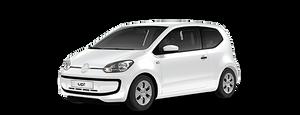 Angebot für Kleinwagen bei UNITED rent a car. Der VW UP schon ab