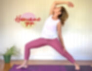 Humane Yoga Warrior
