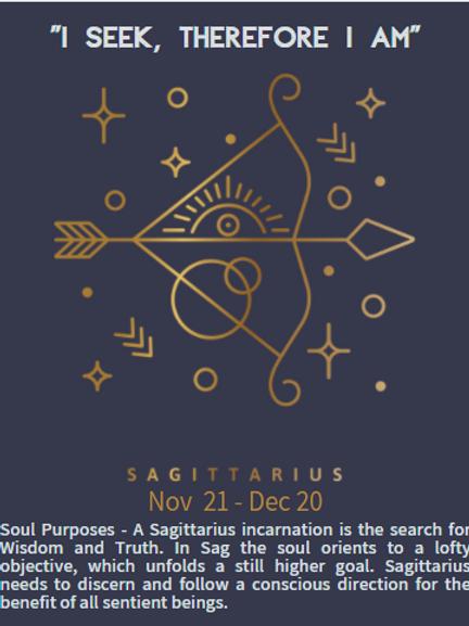Digital Download: Sagittarius Soul
