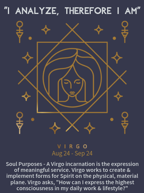 Digital Download: Virgo Soul
