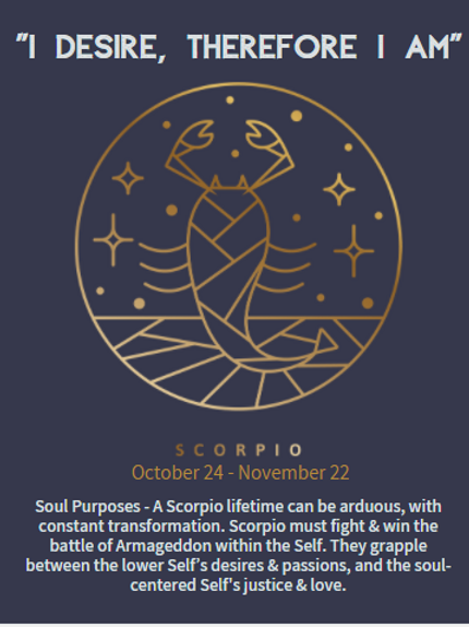 Digital Download: Scorpio Soul