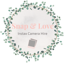 Snap & Love | Instax Camera Hire