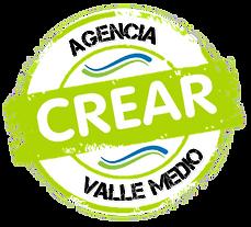 Nuevo logo CREAR circulo blanco FT.png