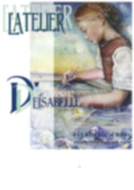 Affiches pour panneau Atelier d'Eisabell