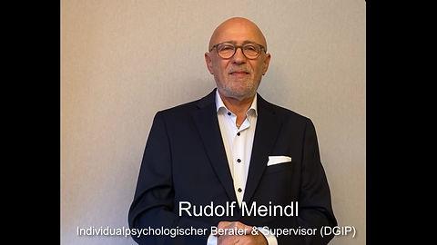 Vorstellung Rudolf Meindl