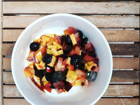 אתגר ללא סוכר וגלוטן - חלק 2