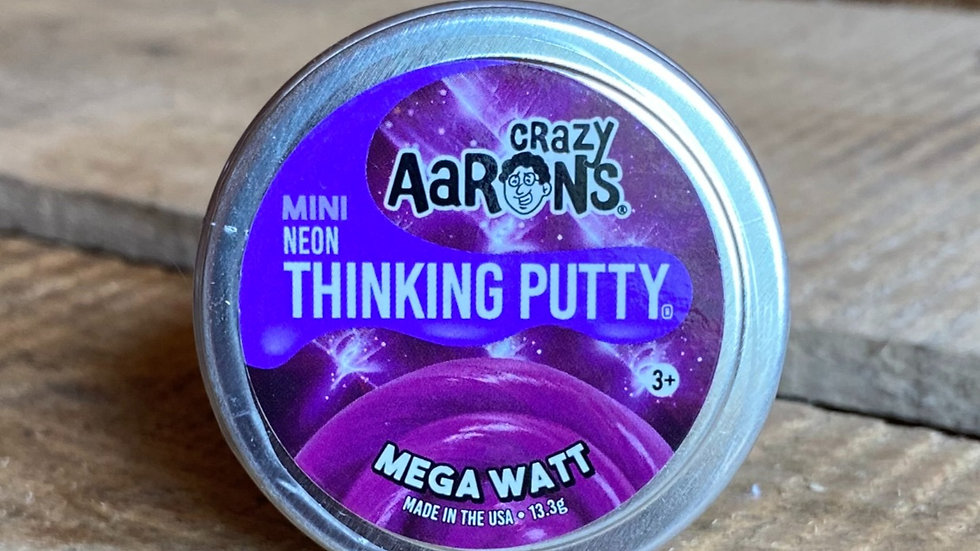 Crazy Aaron's Mini Thinking Putty