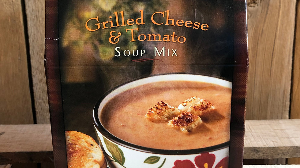 Grilled Cheese & Tomato Soup Mix