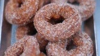 1 Dozen  (12) Apple Cinnamon Donuts