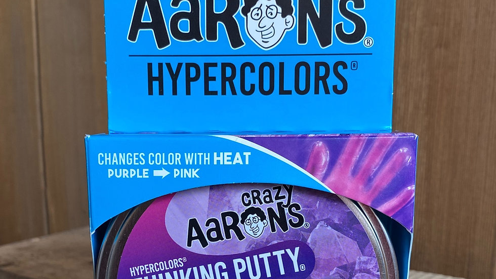 Crazy Aaron's Hypercolors Thinking Putty
