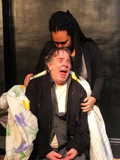 Hal and His Atomic Ray Gun at Manhattan Repertory Theatre