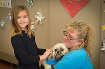 Power Paws Therapy at SJE