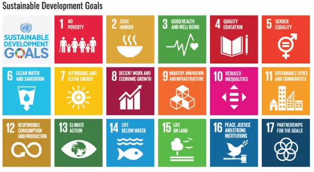 "sustainable development goals ""Source: United Nation"""