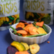 Founding Farmers, Mixed Vegetable chips, veggie crisps, Okra, Carrot chips, Philippines snacks, vacuum fried, crispy,